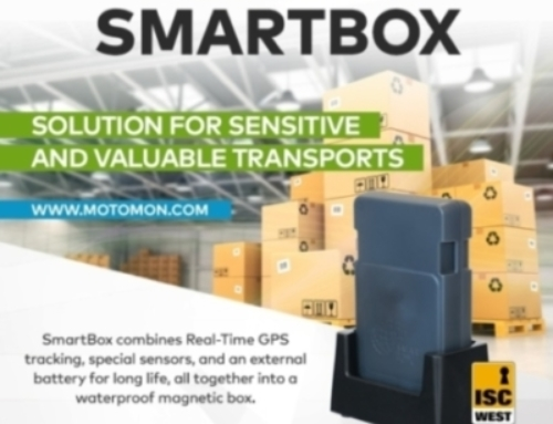 Smartbox Innovation All-In-One GPS Tracker – Solution for High Value Cargo & Sensitive Goods.